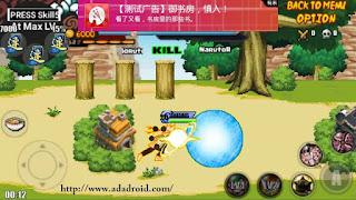 Sprite Senki: Naruto Rikudou v2
