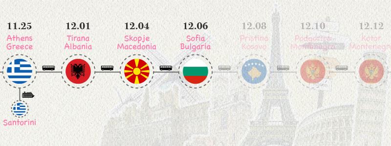 [保加利亞.索菲亞] 首都市區閒逛:聖喬治教堂、聖索菲亞紀念碑、亞歷山大·涅夫斯基主教座堂