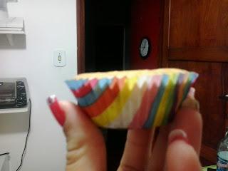 cupcakes formigueiros