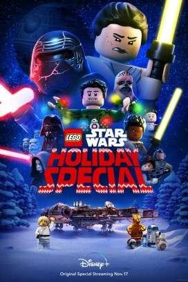 فيلم The Lego Star Wars Holiday Special 2020 مترجم اون لاين