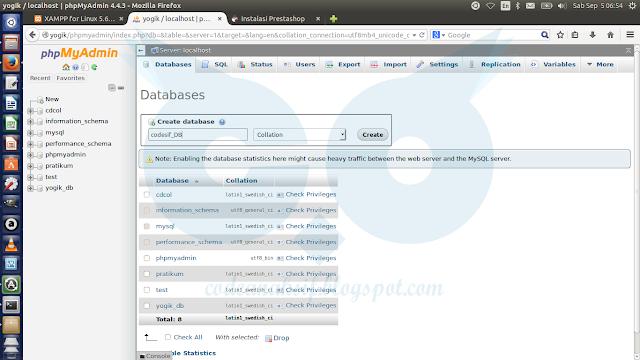 Cara Mudah Install PrestaShop di Linux Ubuntu Tanpa Terminal