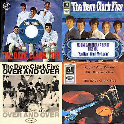The Dave Clark Five -  Complete collection (Vol.1 - Vol.9)