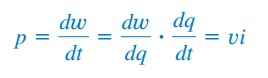 electrical power equation