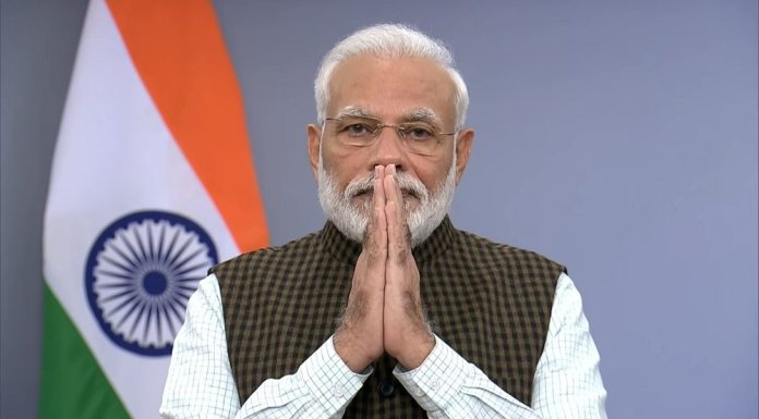 The people should give India a few days and leave the house alone: the Prime Minister addressing the country,www.thekeralatimes.com