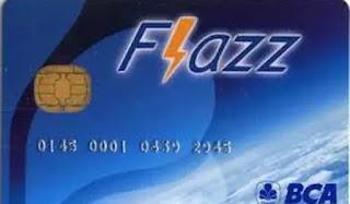 Cara Top Up Flaza BCA