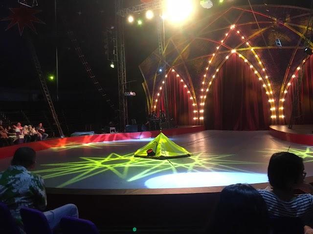 Nonton Sirkus di Jakarta, The Great 50 Show Memukau Penonton di GBK