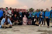 Organisasi Pemuda dan Pers di PALI Kumpulkan Donasi Rp.25 Juta Lebih Untuk Palestina