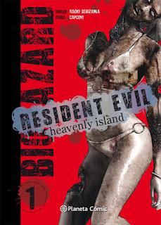 "Planeta anuncia ""Resident Evil Heavenly Island"" de Naoki Serizawa para verano"