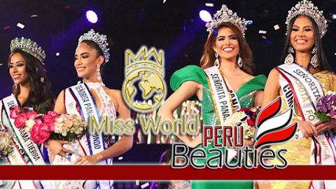 Miss World Panama 2018