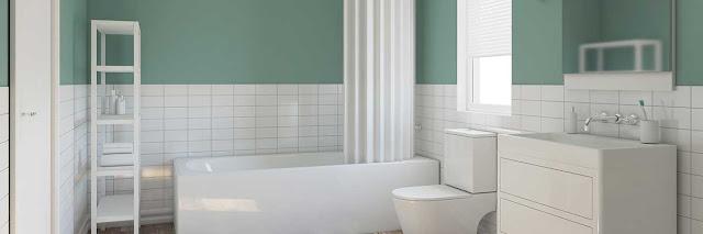 Modernizar baños y cocinas con pintura