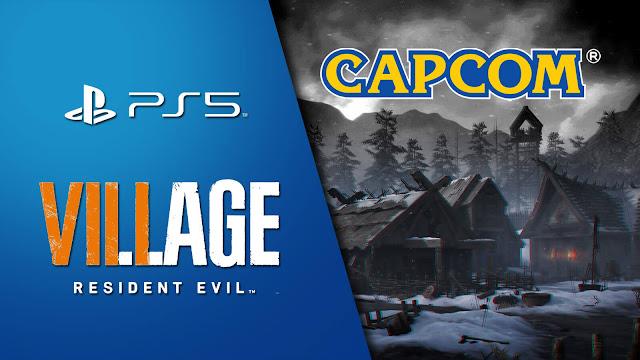 resident evil 8 village development issues playstation 5 loading speed capcom upcoming survival horror game