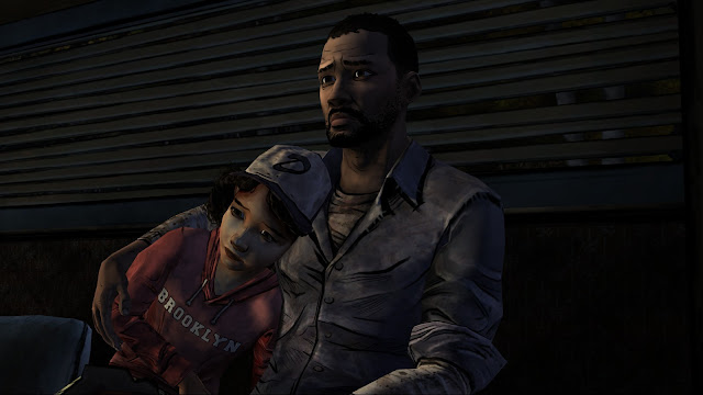 lee y clementine the walking dead telltale