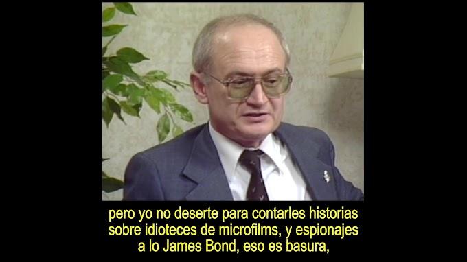 Yuri Bezmenov, entrevista de 1984
