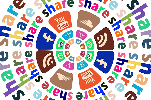 Cara membuat wigdet keren sosial media buat blog seperti template fastest magz