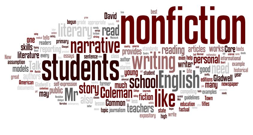 Sarah's Literacy Blog: November 2012