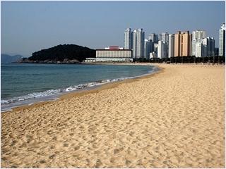 หาดแฮอึนแด (Haeundae Beach)