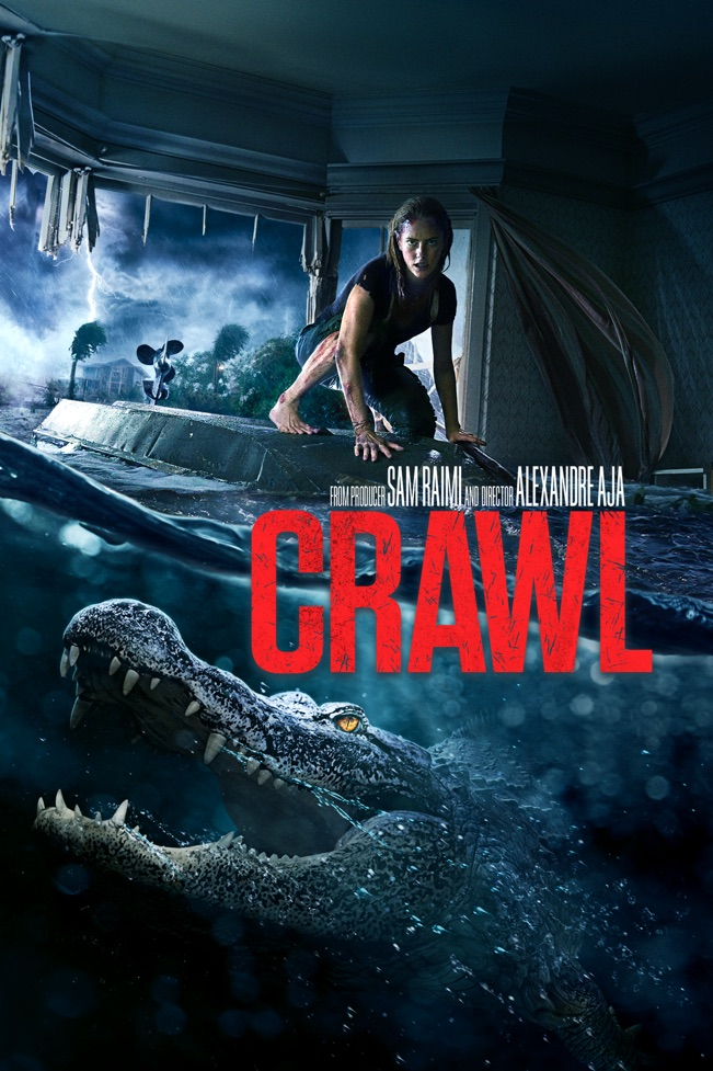 Crawl: Infierno en la Tormenta (2019) 1080p Latino