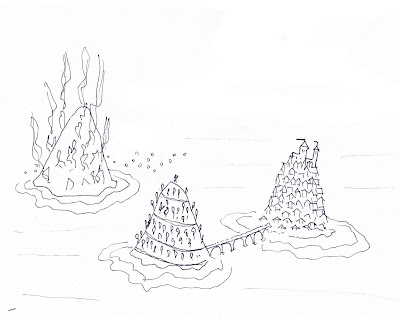 Islands - by Eli Elder