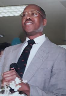 NIRMV Director David L. House, Jr., who passed away last year.