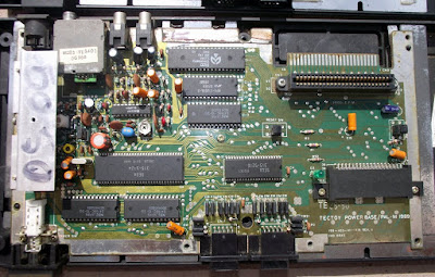 PCB do Master System TecToy