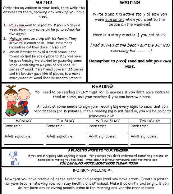 persuasive essay about homework
