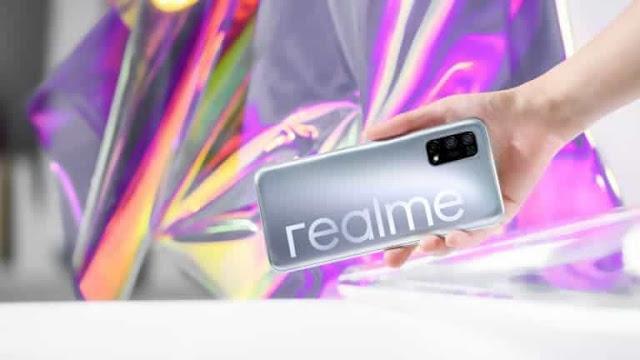 تسريب أخر نسخة من هواتف REALM V5 مواصفات عالية والصور الرسمية
