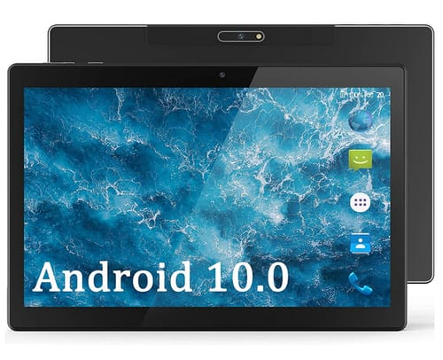 Justethan Tablet 10 Inch Android 10 with 32GB Storage