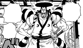 Review One Piece Manga One Piece Chapter 1007