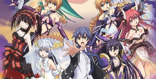 Kapan Jadwal Rilis Anime Date A Live Season 4 Tayang?