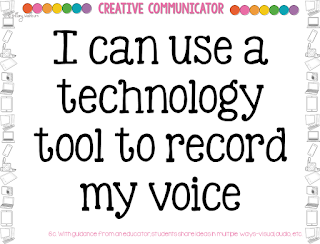 Technology I Can Statements for the Computer Lab Teacher