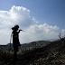 Υπό μερικό έλεγχο η φωτιά στο Κερατσίνι