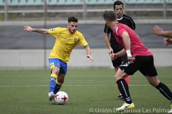 Se aplaza el partido Las Palmas Atlético y Granada por la borrasca en Canarias hasta mañana lunes