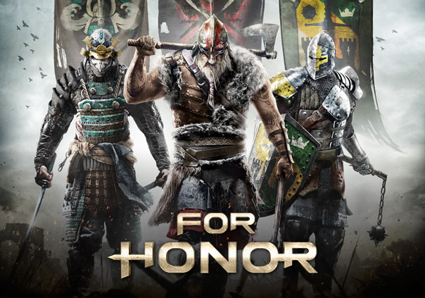 اهم 10 العاب كمبيوتر منتظرة فى عام 2016 لعبة For Honor