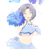 Tags: Render, Cheerleader, Huge Breasts, Large Breasts, Senran Kagura, Short hair, Silver hair, Skirt, Yumi