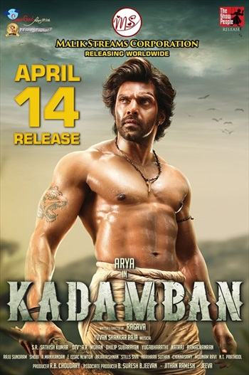 Kadamban 2017 UNCUT Dual Audio Hindi 720p HDRip 1.2GB