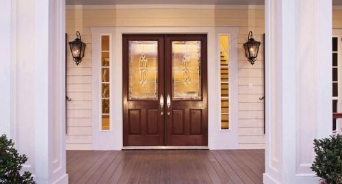 Trik Aplikasi Arsitektur Rumah Di Pintu Masuk