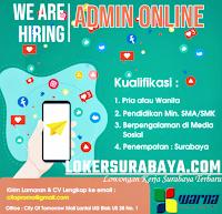 Karir Surabaya di Warna Digital Printing Oktober 2020