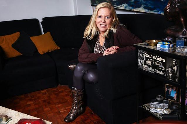 Cantora Vanusa apresenta piora no estado de saúde e respira por aparelhos