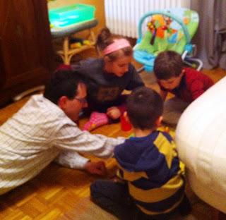 [nonsolograndi] Dieci giochi per iniziare i ragazzi al nostro hobby