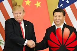 الرئيس الامريكي دونالد ترامب يسمح لشركة هواوي بمواصلة تجارتها بالولايات المتحدة الامريكية