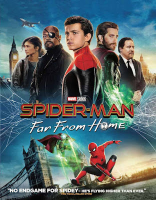 Spider-Man: Far from Home |2019| |DVD| |NTSC| |Custom|  |Latino 5.1|