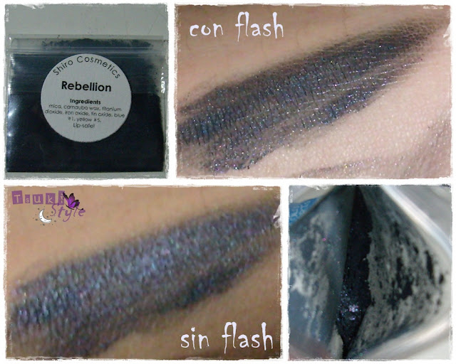 Rebelion shiro cosmetics