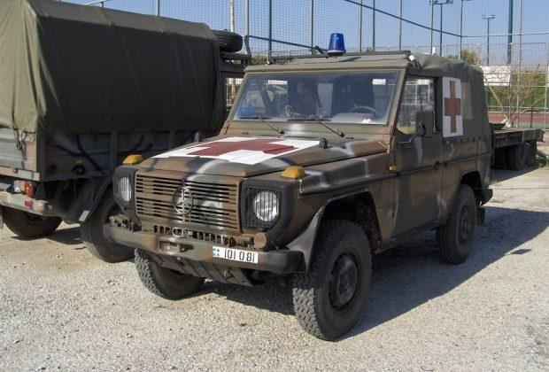 Ο Ελληνικός Στρατός αποχαιρετά τις Mercedes Made in… Greece!