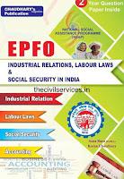 UPSC EPFO Booklist 2020