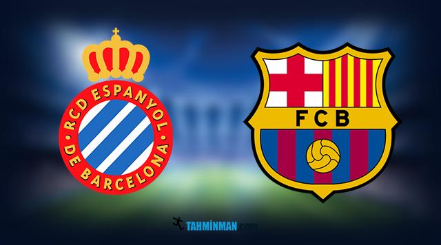 Espanyol vs Barcelona maç tahmini