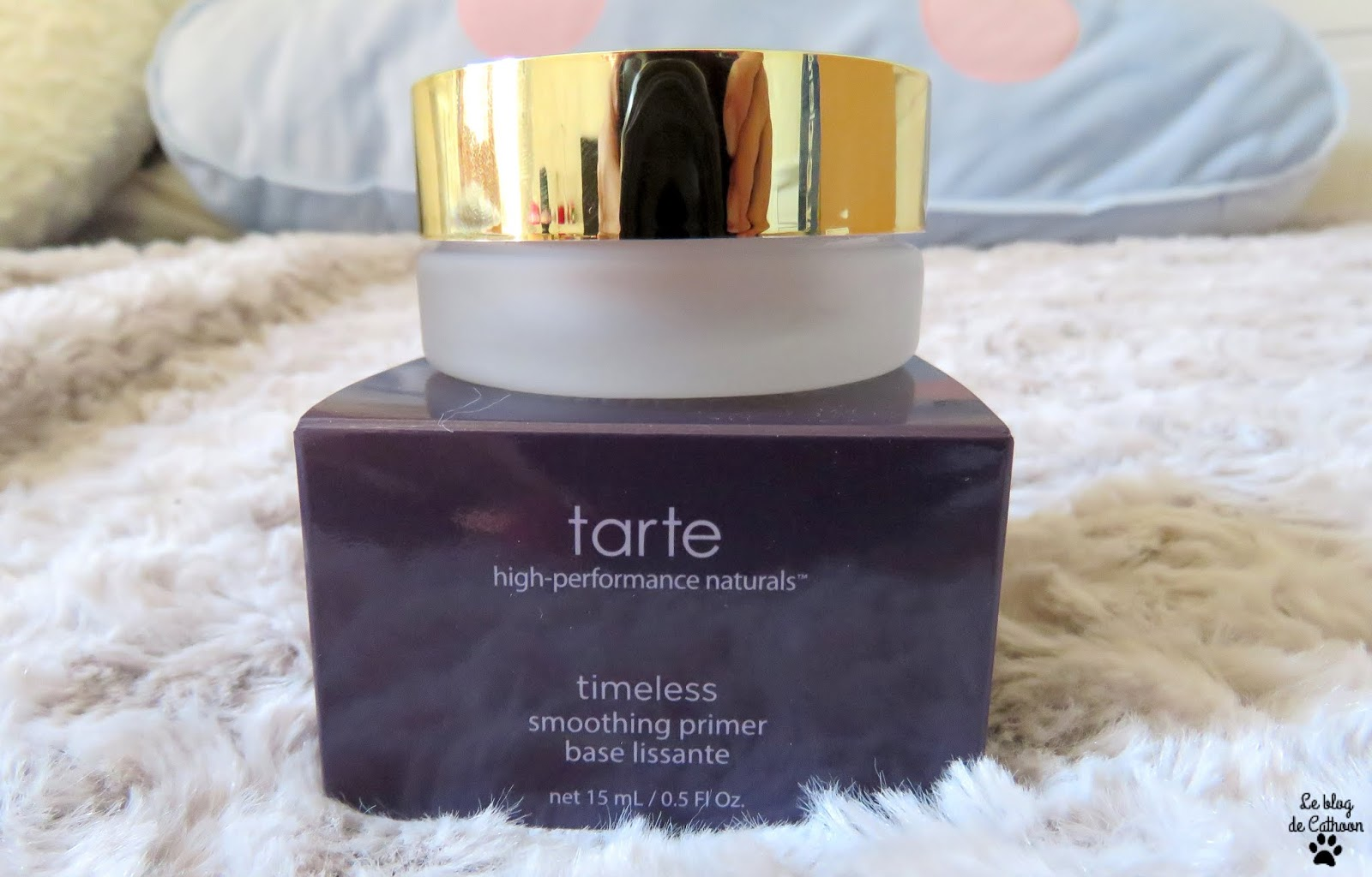 Timeless Smoothing Primer - Base Lissante - Tarte