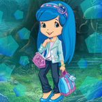 G4K Blueberry Muffin Girl Escape