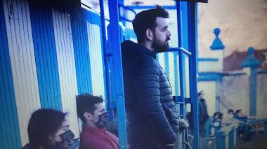 """Pablo Busto, entrenador del UC Ceares: """"El valor más importante es conseguir que el jugador crea en ti"""""""