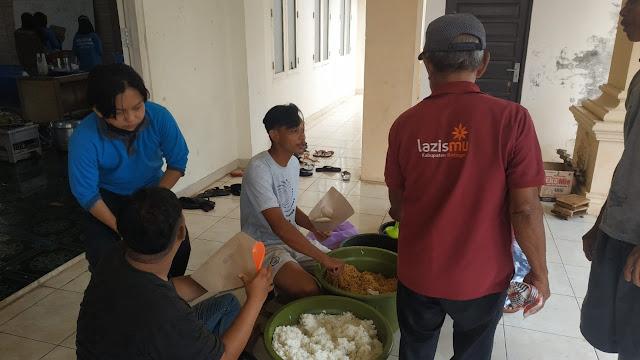 Lazismu Bersama Muhammadiyah Respon Cepat Tanggap Bencana Kalimantan Tengah