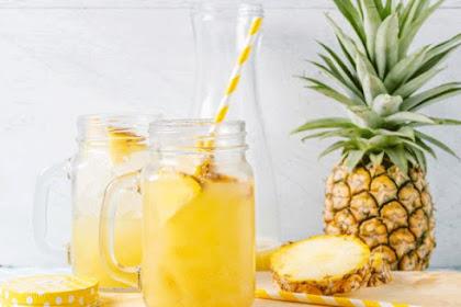 7 Khasiat Juice Nanas buat Kesehatan